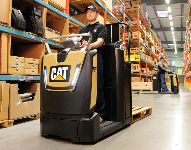 Cat Forklift Trucks