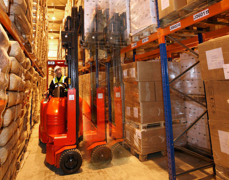 Cat Forklift Trucks Manchester