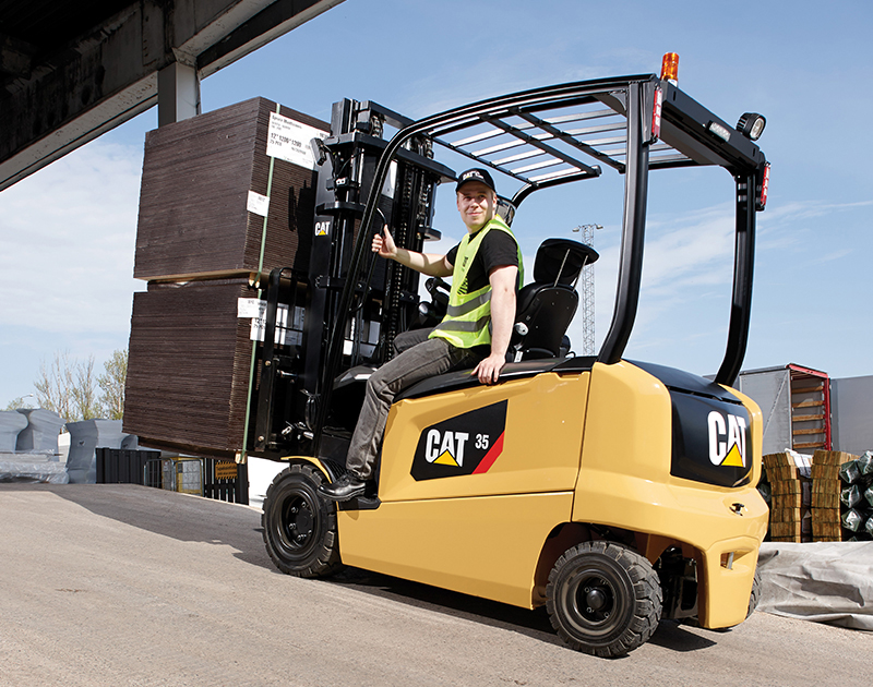 Forklift Trucks Nottingham