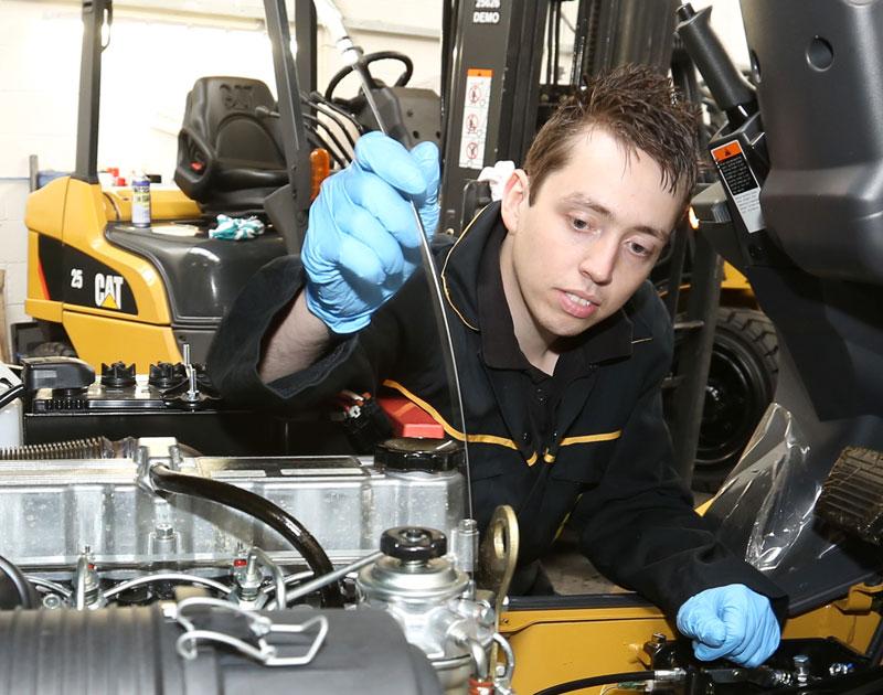 Impact Service & Maintenance