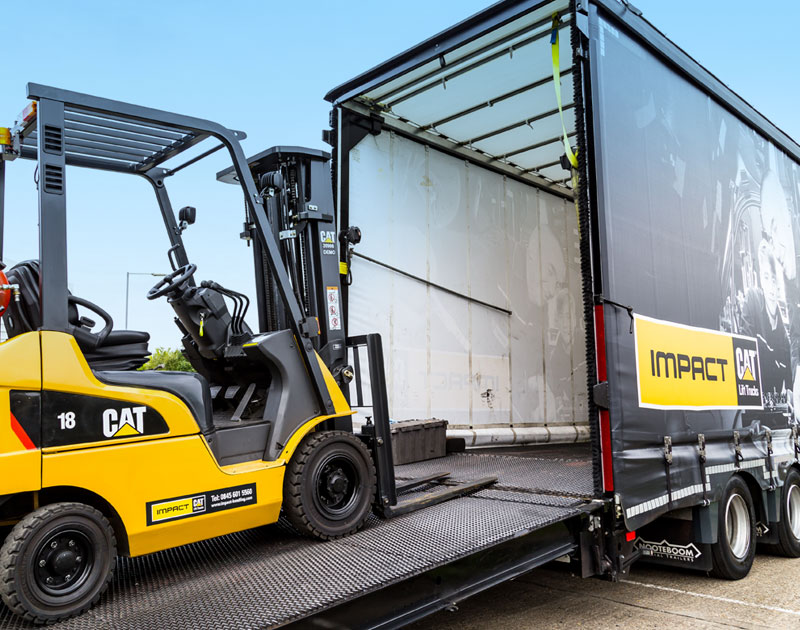 Finance Lift Trucks and Forklifts