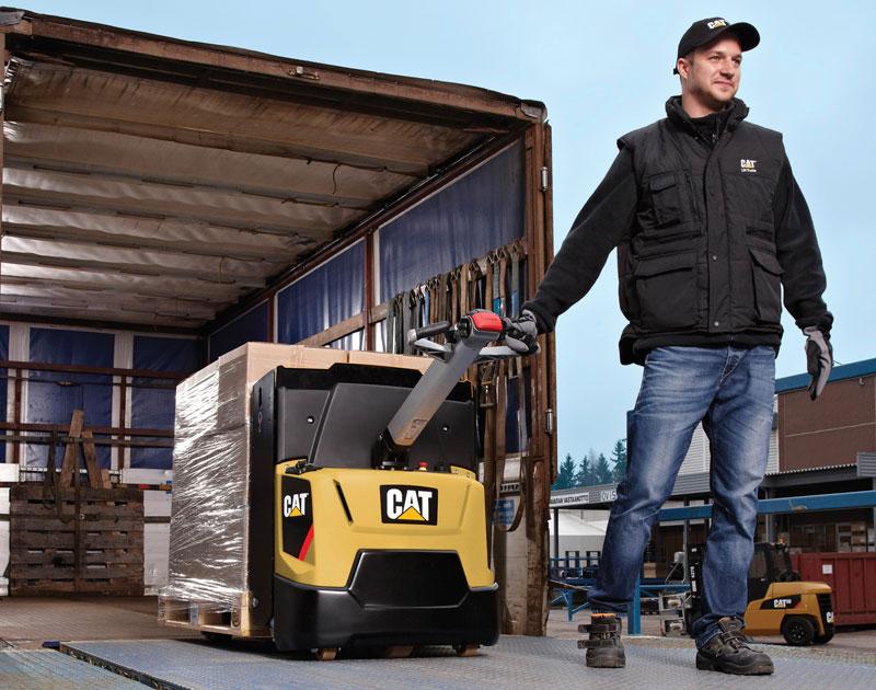 Warehouse equipment - Power Pallet Trucks