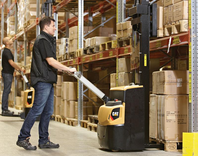 Warehouse equipment - Stackers