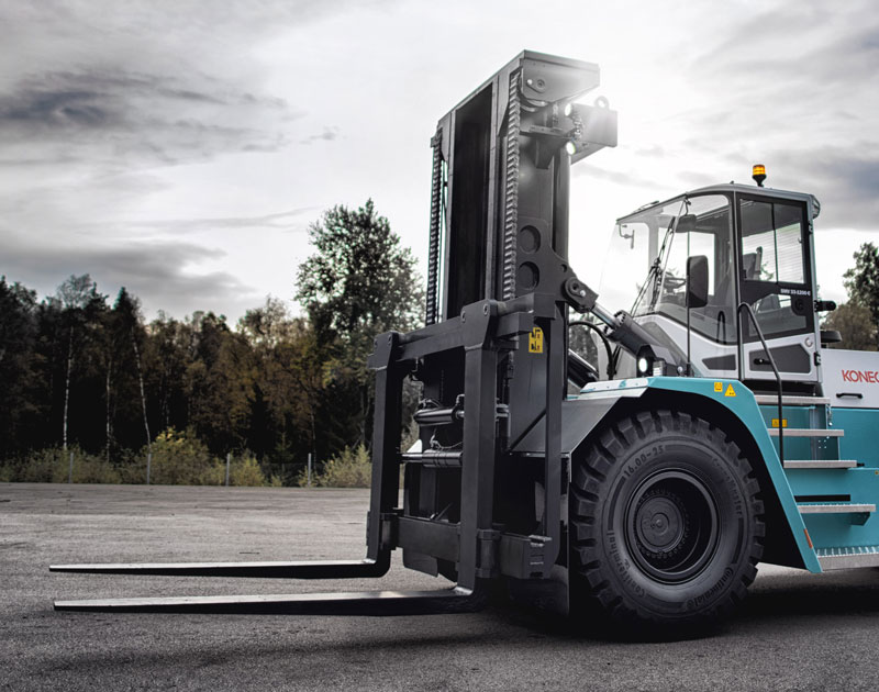 Konecranes Lift Trucks North East