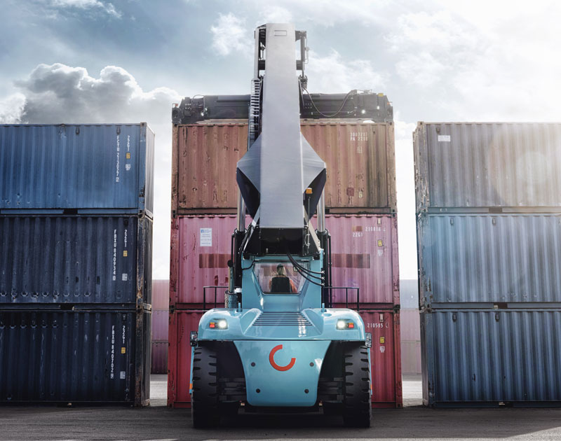 Konecranes Reach Stackers