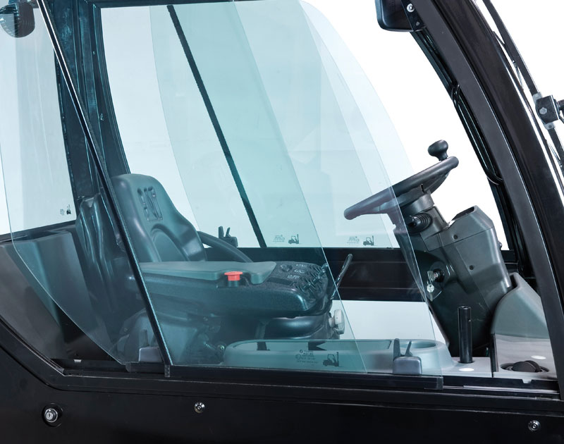 CAT Forklift Counterbalance cabin