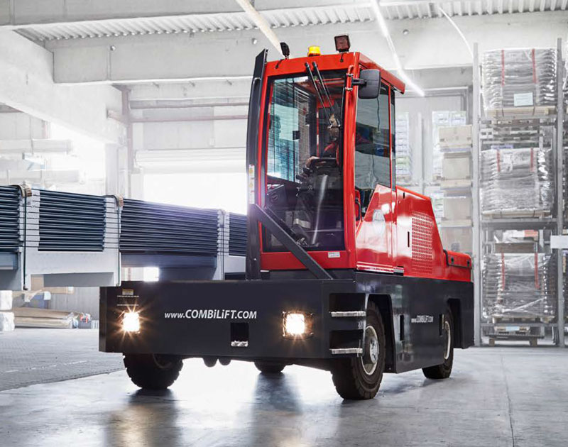 Combilift Forklift Trucks industries