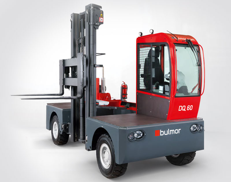 Bulmor - Electric side loader