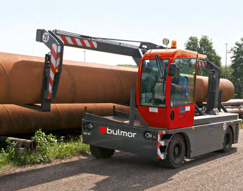 Bulmor - heavy side loader