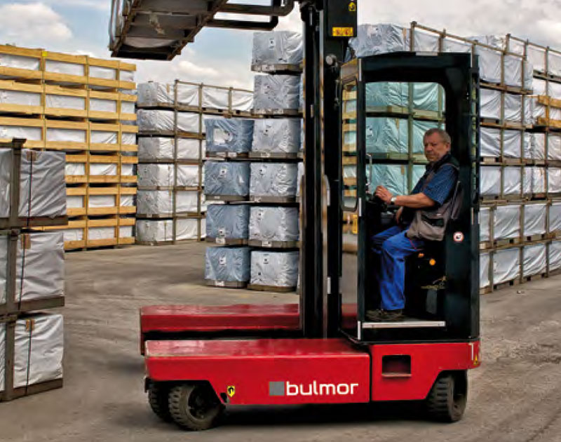 Bulmor - multiway side loader
