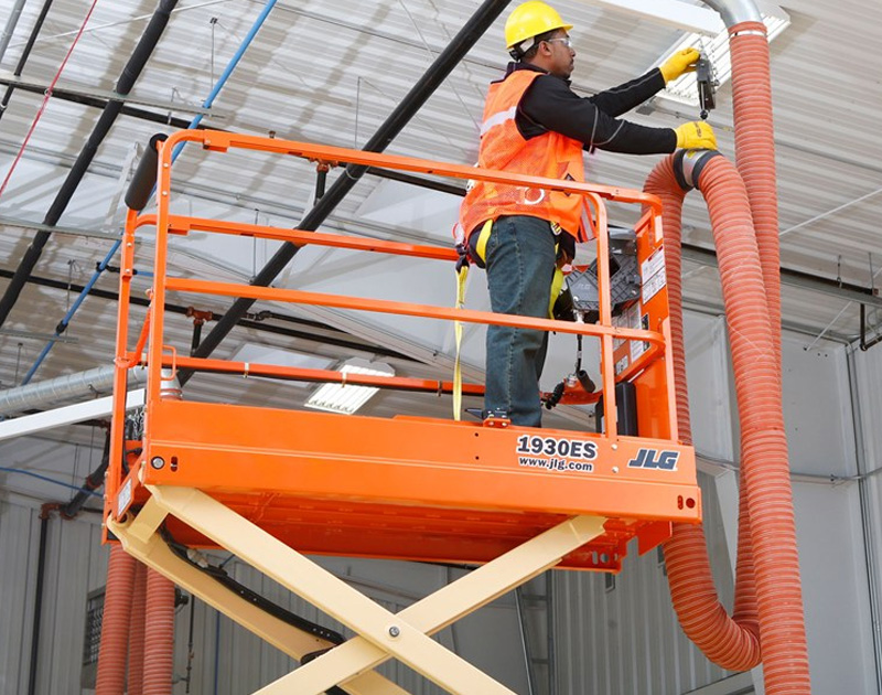 JLG - scissor lifts