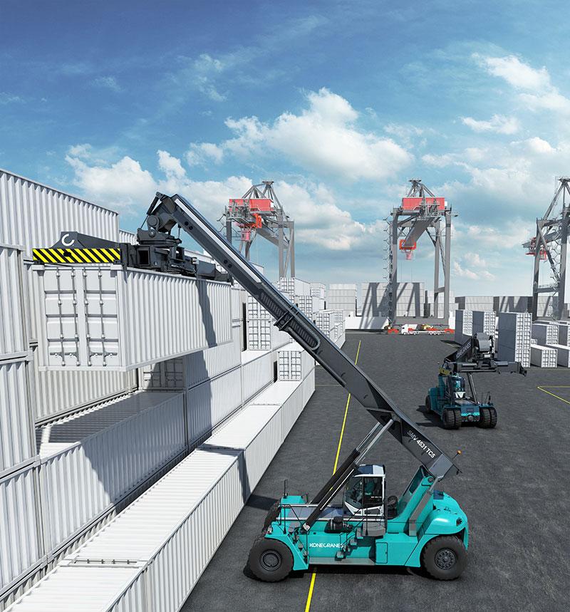 Konecranes - Ports