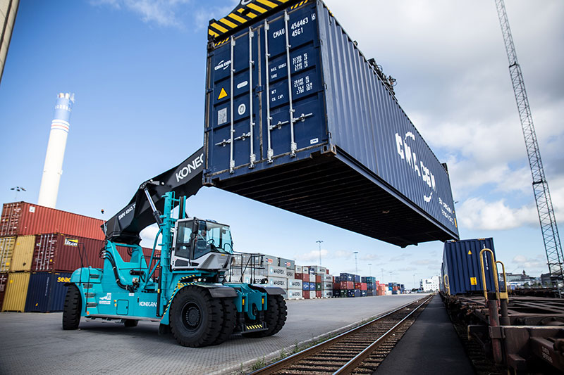 Konecranes industries - Rail