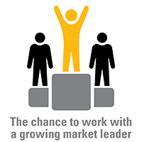 Growing Market Leader