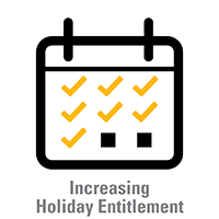 Increasing Holiday Entitlement