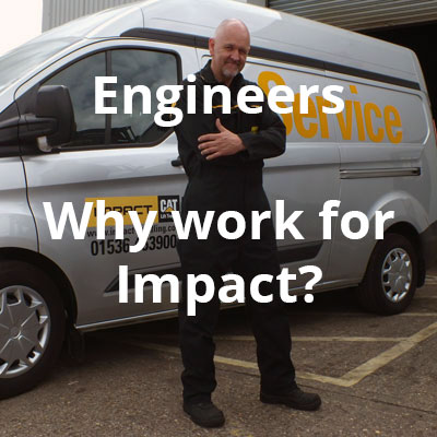Engineers: Why work for Impact?