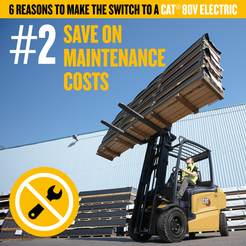 Save on Maintenance Costs
